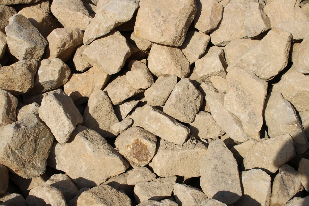 Ibbenb. Sandstein grau
